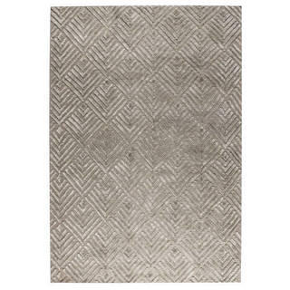 M.A.Trading Hand Woven Salem Taupe Rug (9'x12') (India)