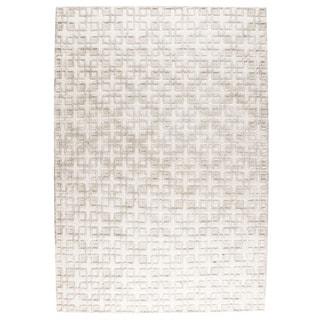 M.A.Trading Hand Woven Pamona Vanilla Rug (9'x12') (India)