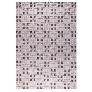 M.A.Trading Hand Woven Pamona Grey (9'x12') (India)