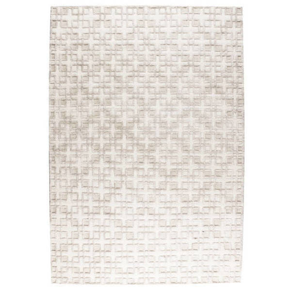 Handmade M.A.Trading Pamona Vanilla (2'x3') (India)