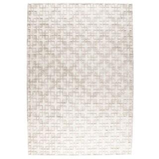 M.A.Trading Hand Woven Pamona Vanilla (2'x3')