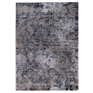M.A.Trading Hand Woven Mehran Dark Grey (8'x10')