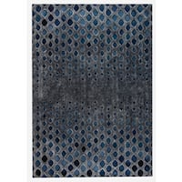 M.A.Trading Hand Made Cursa Dark Grey - 2' x 3'
