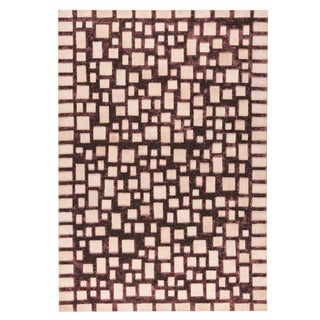 M.A.Trading Hand Made Capella Beige/Brown (2'x3')