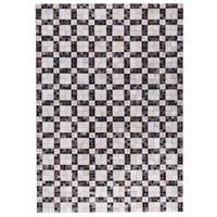 M.A.Trading Hand Made Bricka White/Grey (9'x12') (India)