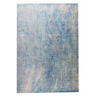 M.A.Trading Hand Woven Reno Blue (5'x8')