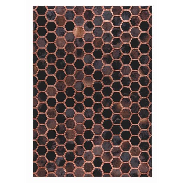 M.A.Trading Hand Made Vega Copper (India) - 9'x12'