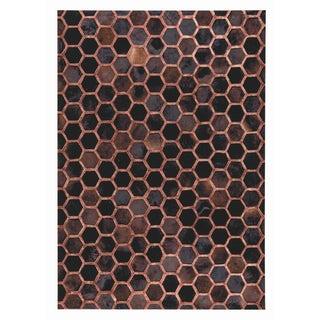 M.A.Trading Hand Made Vega Copper (8'x10') (India)