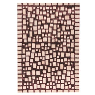 M.A.Trading Hand Made Capella Beige/Brown (9'x12') (India)