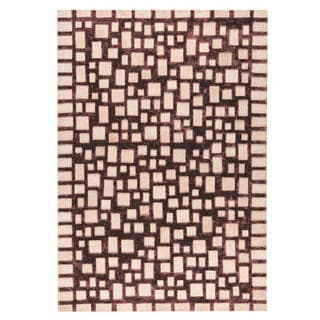 M.A.Trading Hand Made Capella Beige/Brown (8'x10')