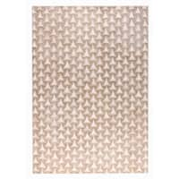 M.A.Trading Hand Made Adhara Beige (India) - 9'x12'