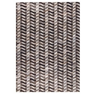 M.A.Trading Hand Made Algedi Grey (5'x8')