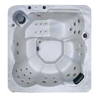 Hudson Bay Spas 6-person 34-jet Spas with Stainless Jet and 110V GFCI Cord