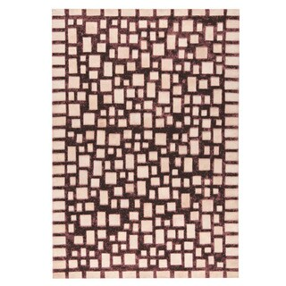 M.A.Trading Hand Made Capella Beige/Brown (5'x8')