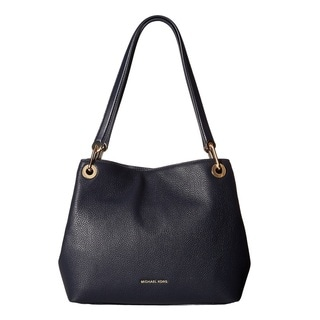 Michael Kors Raven Large Admiral Shoulder Tote Bag