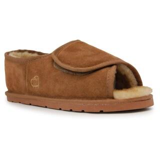 Men's Open Toe W Heel Wrap with Rubber Sole
