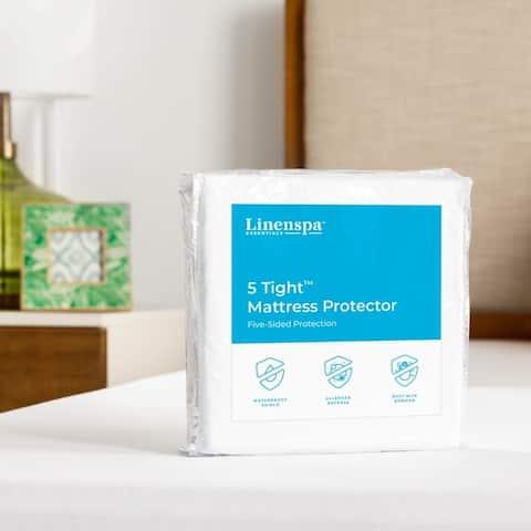 Linenspa Essentials 5Tight Five-Sided Mattress Protector