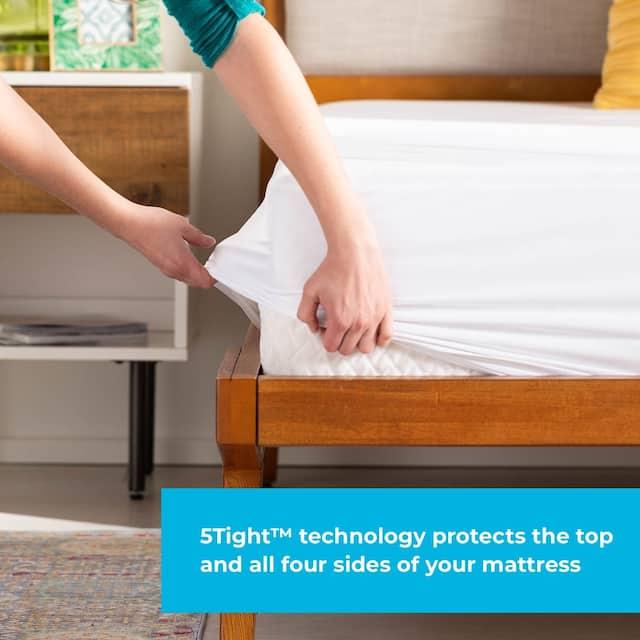 Linenspa Essentials 5Tight™ Five-Sided Mattress Protector