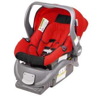 Dream On Me Mia Moda Certo Rosso Red Plastic Infant Car Seat