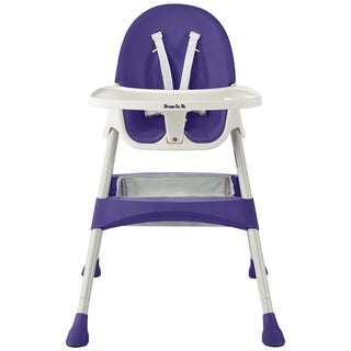 Dream On Me Plum Purple Jackson Highchair