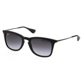 Ray-Ban Unisex RB4221 622/8G Black Frame Grey Gradient 50mm Lens Sunglasses