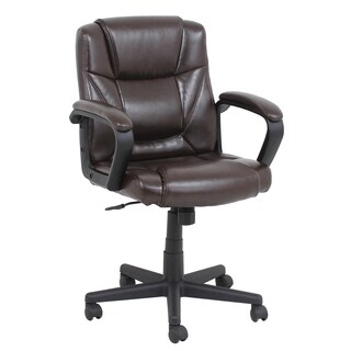 Barcalounger Brown Desk Chair