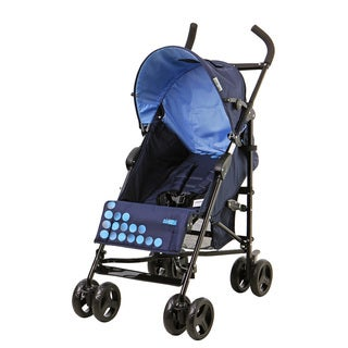 Mia Moda Navy Facile Umbrella Stroller
