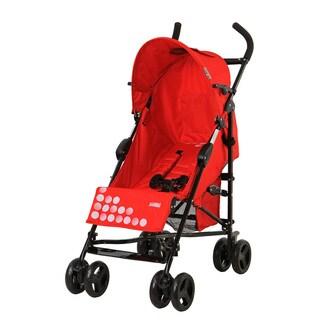 Dream on Me Mia Moda Facile Red Umbrella Stroller