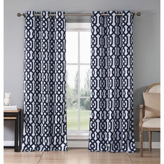 Ashmury Printed Blackout Grommet Panel Pair