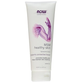 NOW Foods Msm Liposome 8-ounce Lotion
