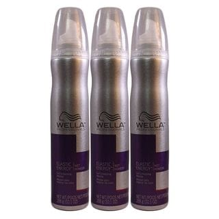 Wella Ellastic Energy Curl Enhancing 10.1-ounce Mousse (Pack of 3)