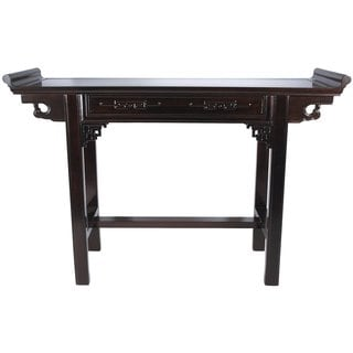 Handmade Qing Hall Table (China)