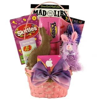 Easter Diva Easter Gift Basket