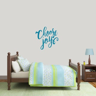 "Choose Joy Wall Decal (22"" x 22"")"