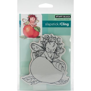 Penny Black Cling Stamp 5X7-Sugar Plum Fairy
