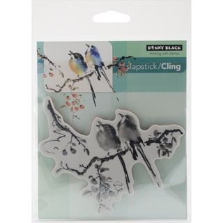 Penny Black Cling Stamp 5X7-The Sweetest Sound