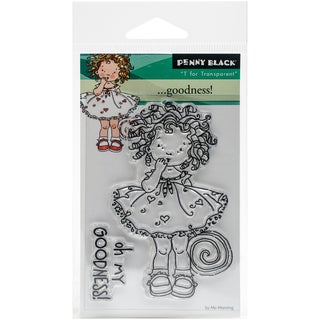 Penny Black Clear Stamps 3X4-Goodness!