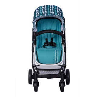 Dream On Me Mia Moda Aqua Adriana Reversible Seat Stroller