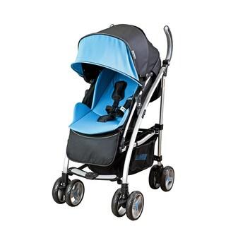 Mia Moda Blue Adriana Reversible Seat Stroller