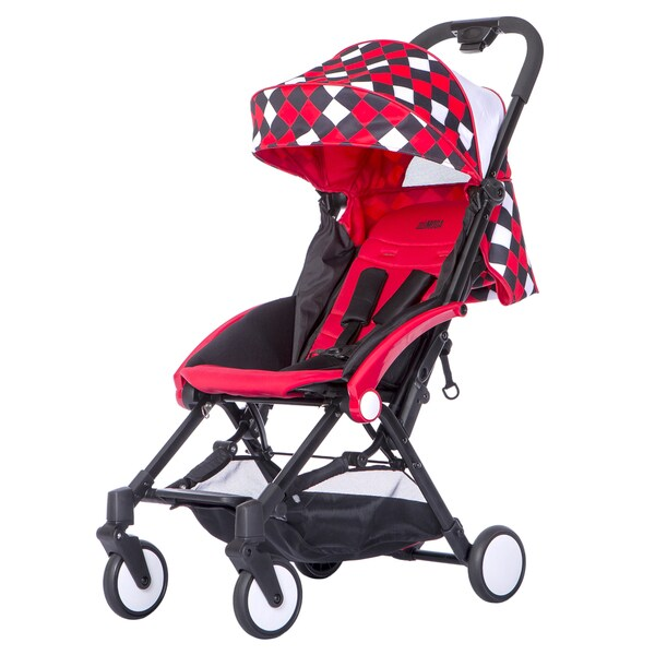 Mia Moda Red Enzo Urban Lightweight Stroller 23842991