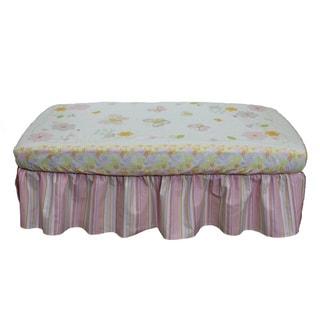 Nurture Basix Pink Stripe 2-piece Bedding Starter Set