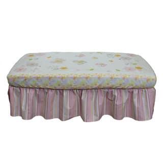 Waverly Rosewater Glam 3 Piece Crib Bedding Set Free