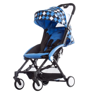 Dream on Me Mia Moda Marisa Blue 3-in-1 Stroller