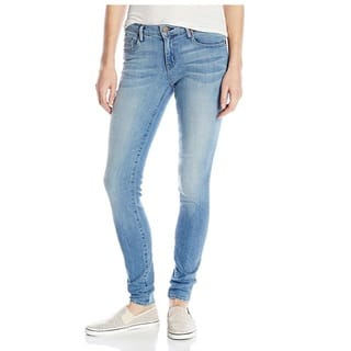 Denimocracy Women's Denim Luxe Skinny Jeans|https://ak1.ostkcdn.com/images/products/14338516/P20916316.jpg?impolicy=medium