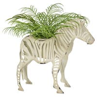 Bombay Outdoors Sukari Zebra Planter