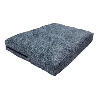 Snoozer Premium Orthopedic Pillow Top Palmer Indigo Pet Bed