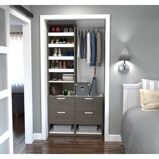 Cielo by Bestar Elite 39-inch Reach-In Closet