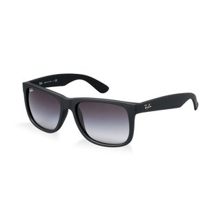 Ray-Ban Justin RB4165 601/8G Black Frame Grey Gradient 51mm Lens Sunglasses