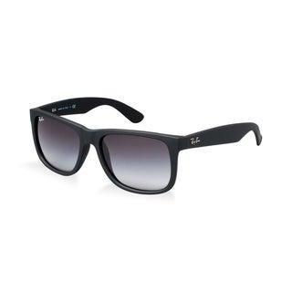 Ray-Ban Justin RB4165 601/8G Black Frame Grey Gradient 51mm Lens Sunglasses