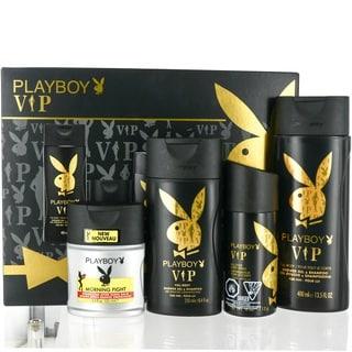 Coty Playboy VIP Men's 4-piece Gift Set